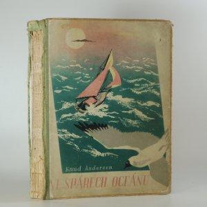 náhled knihy - Ve spárech oceánu