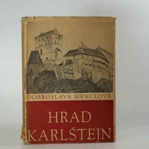 náhled knihy - Hrad Karlštejn