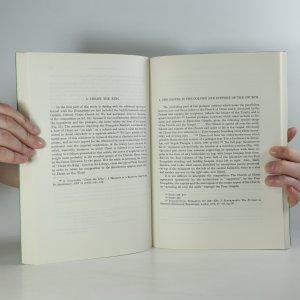 antikvární kniha The Illustrations of the Prefaces in Byzantine Gospels, 1979