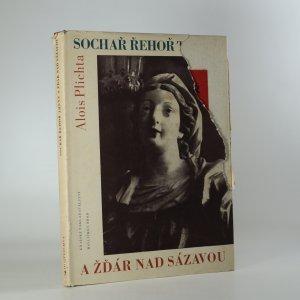 náhled knihy - Sochař Řehoř Theny a Žďár nad Sázavou