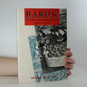 náhled knihy - Barok