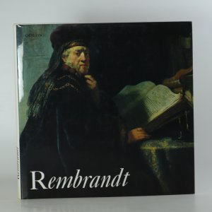 náhled knihy - Rembrandt