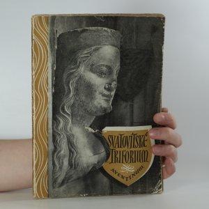 náhled knihy - Svatovítské triforium