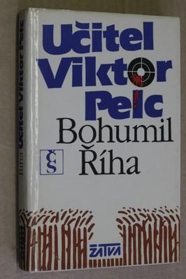 náhled knihy - Učitel Viktor Pelc