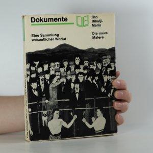 náhled knihy - Die naive Malerei. Eine Sammlung wesentlicher Werke.