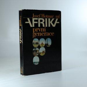 náhled knihy - Afrika první generace