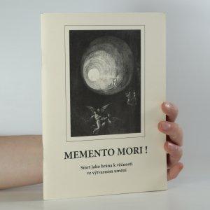 náhled knihy - Memento mori!