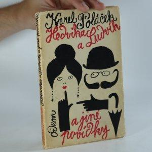 náhled knihy - Hedvika a Ludvík a jiné povídky