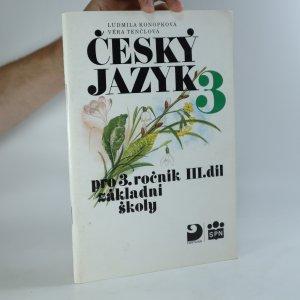 náhled knihy - Český jazyk 3