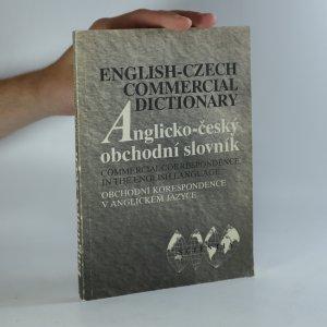 náhled knihy - Anglicko-český obchodní slovník s přílohou Anglicko-české obchodní korespondence