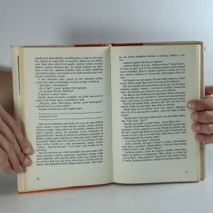 antikvární kniha Úsměv klauna, 1984