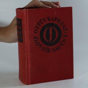 náhled knihy - Ottův kapesní slovník naučný a doplňky