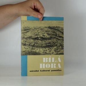 náhled knihy - Bílá hora. Národní kulturní památka