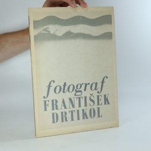 náhled knihy - Fotograf František Drtikol