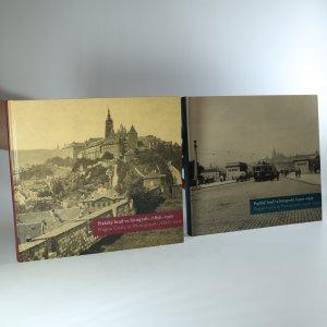 náhled knihy - Pražský hrad ve fotografii 1856 - 1900 a 1900 - 1939