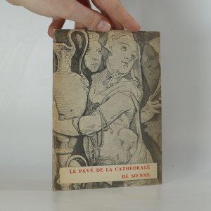 náhled knihy - Le pavé de la Cathédrale de Sienne