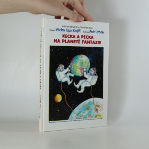 náhled knihy - Kecka a Pecka na Planetě Fantazie