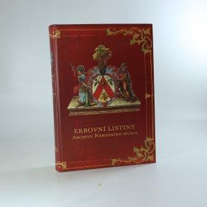 náhled knihy - Erbovní listiny archivu Národního muzea