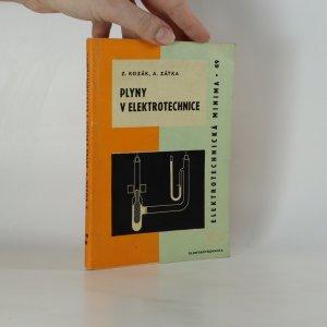 náhled knihy - Plyny v elektrotechnice