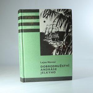 náhled knihy - Dobrodružství Andráse Jelkyho