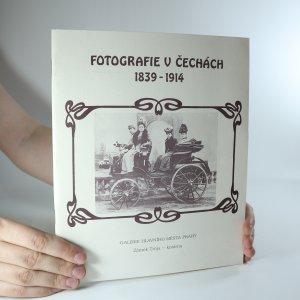 náhled knihy - Fotografie v Čechách 1839-1914