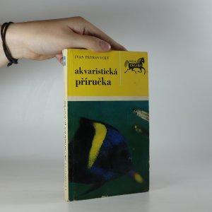 náhled knihy - Akvaristická příručka