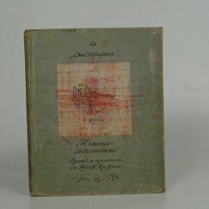 náhled knihy - Romance štědrovečerní