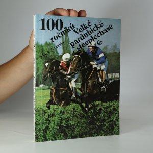 náhled knihy - 100 ročníků Velké pardubické steeplechase