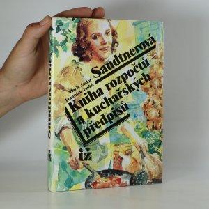 náhled knihy - Kniha rozpočtů a kuchařských předpisů