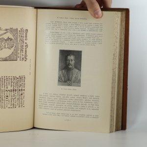 antikvární kniha Písemnictví české slovem i obrazem od nejdávnějších dob až po naše časy, 1901