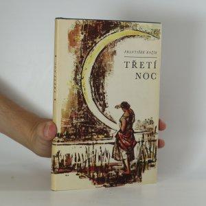 náhled knihy - Třetí noc