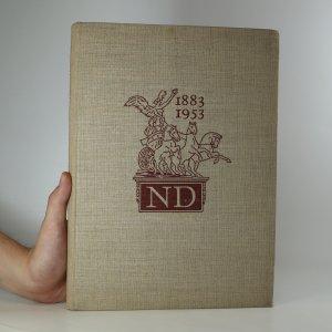 náhled knihy - Národní divadlo a jeho výtvarníci