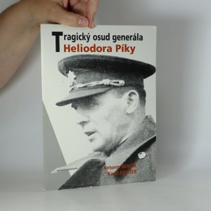 náhled knihy - Tragický osud generála Heliodora Píky