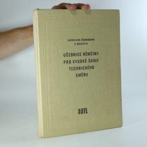 náhled knihy - Učebnice němčiny pro vysoké školy technického směru