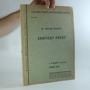 náhled knihy - Grafický počet