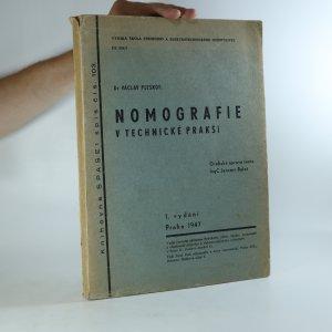 náhled knihy - Nomografie v technické praksi