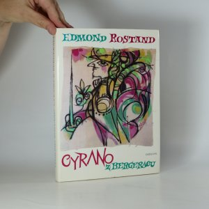 náhled knihy - Cyrano z Bergeracu (hrdinská komedie ve verších o 5 dějstvích)