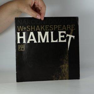 náhled knihy - Hamlet (divadelní program činohry ND 1982)