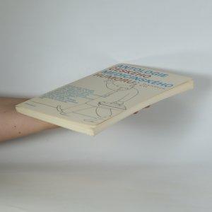 antikvární kniha Antologie českého medicínského humoru, 1988