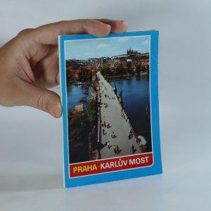 náhled knihy - Praha. Karlův Most (12 vyobrazení)