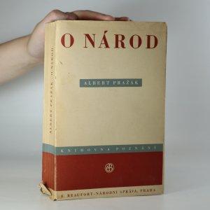 náhled knihy - O národ