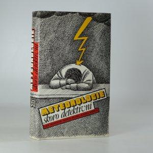 náhled knihy - Meteorologie skoro detektivní