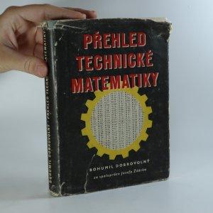 náhled knihy - Přehled technické matematiky
