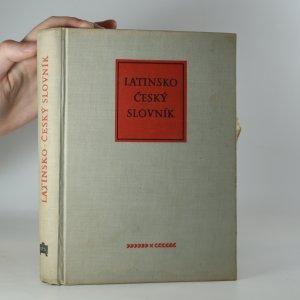 náhled knihy - Latinsko-český slovník