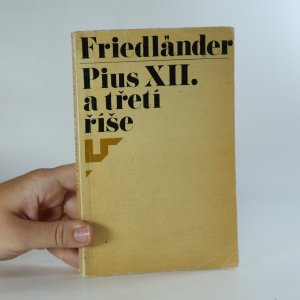 náhled knihy - Pius XII. a třetí říše