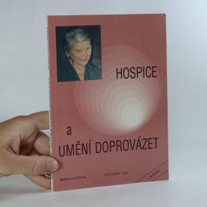 náhled knihy - Hospice a umění doprovázet