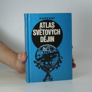 náhled knihy - Kapesní atlas světových dejin (1. díl)