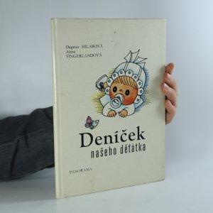 náhled knihy - Deníček našeho děťátka
