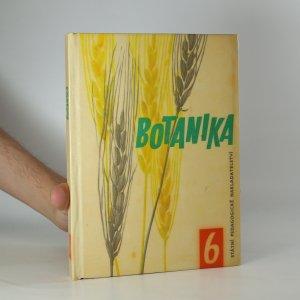 náhled knihy - Botanika pro šestý ročník základních devítiletých škol