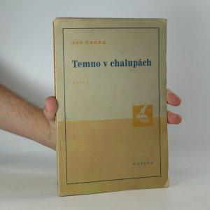 náhled knihy - Temno v chalupách (asi podpis autora)